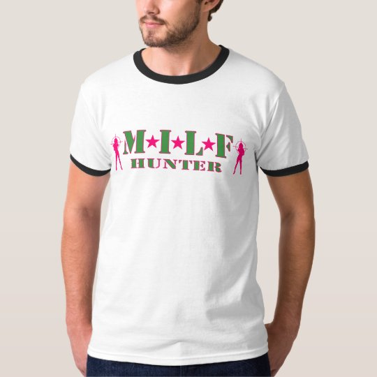 T-SHIRT MILF HUNTER