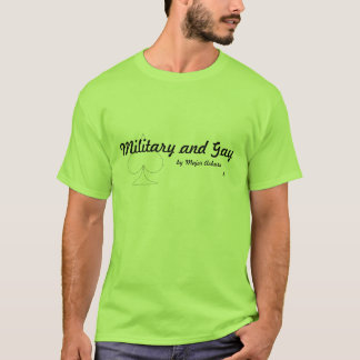 T-shirt Militaires et homosexuel