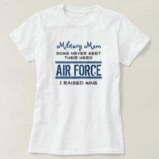 T-shirt MilitaryMom-AFHero1