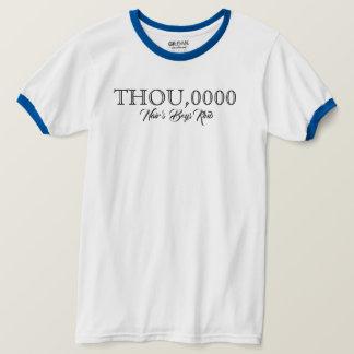 T-SHIRT MILLE, ÉDITION DE 0000 KLUB