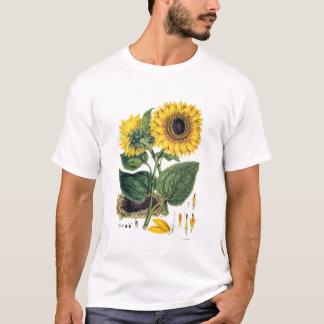 T-shirt Miller : Tournesol