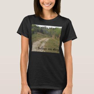 T-shirt Milles à aller chemises