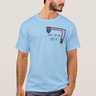 T-shirt MILLIARD 502nd FNI Co A de chemise 6ème de pinte