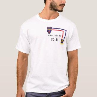 T-shirt MILLIARD 502nd FNI Co B de chemise 6ème de pinte
