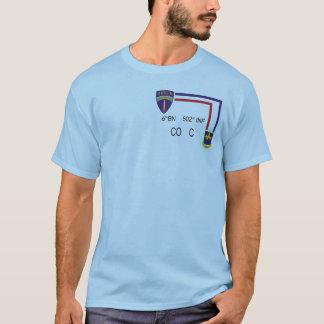 T-shirt MILLIARD 502nd FNI Co C de chemise 6ème de pinte