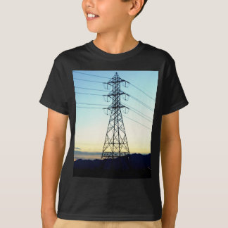 T-shirt Million de volts par Dietmar Scherf