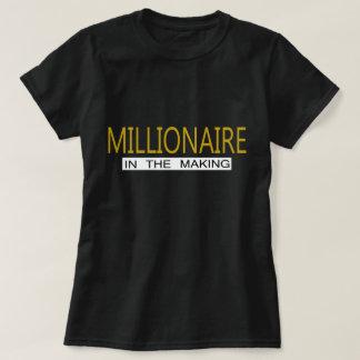 T-shirt Millionnaire
