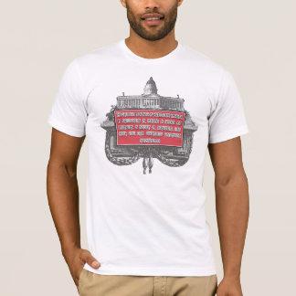 T-shirt Milton Friedman sur les accomplissements de la