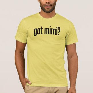 T-shirt mimi obtenu