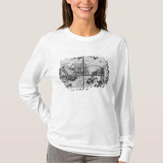 T-shirt Mine argentée des Croix-aux.-Mines de La