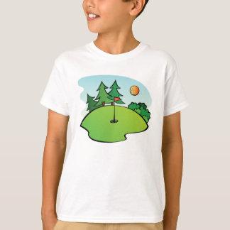 T-shirt Mini clipart (images graphiques) de golf