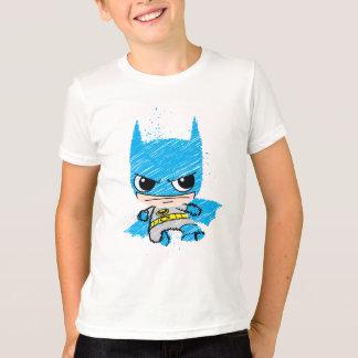 T-shirt Mini croquis de Batman