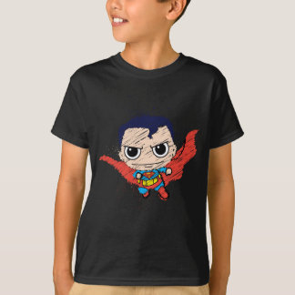T-shirt Mini croquis de Superman