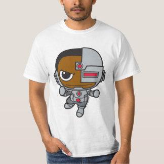 T-shirt Mini cyborg
