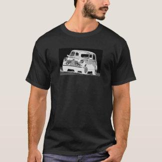 T-shirt Mini dans le négatif
