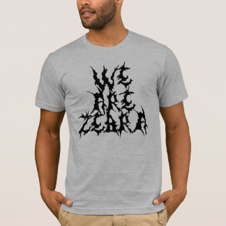 T-shirt Mini zèbre de WAZ