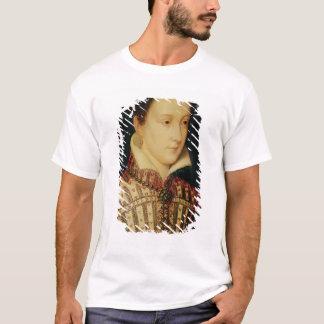 T-shirt Miniature de la reine de Mary des Ecossais, c.1560