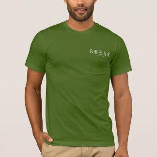 T-shirt Ministère de coupure : Sur mon olive de coeur