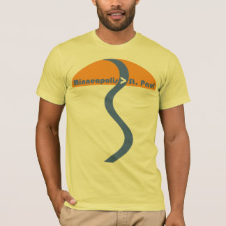 T-shirt Minneapolis > St Paul