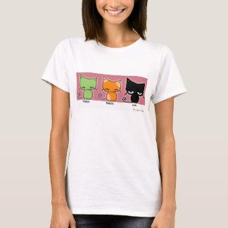 T-shirt minous de happy.happy.meh - version 2 !