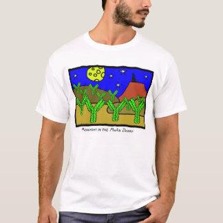 T-shirt Minuit dans le désert de Moab