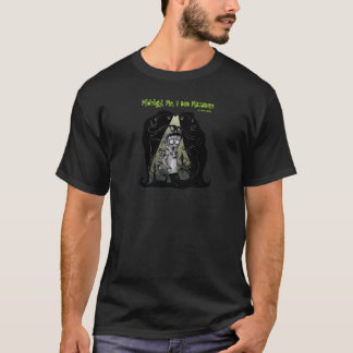 """T-shirt """"Minuit, moi, et Bob macabre """""""