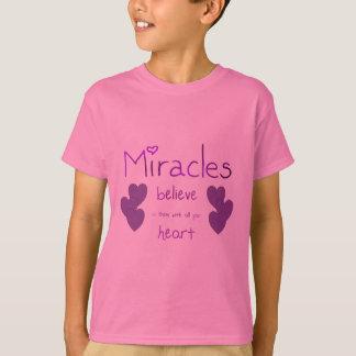 T-shirt Miracles