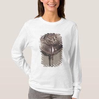 T-shirt Miroir de main dépeignant Léda et le cygne