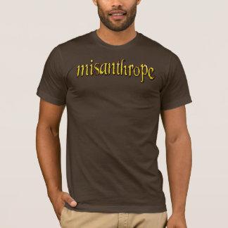 T-shirt Misanthrope