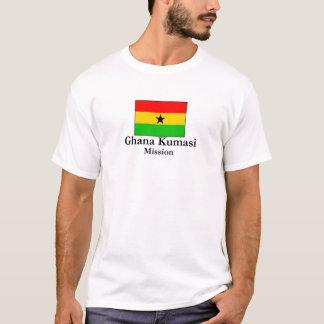 T-shirt Mission du Ghana Kumasi