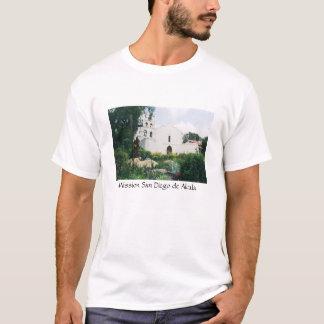 T-shirt Mission San Diego de Alcala