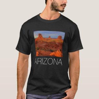 T-shirt Mitaines, vallée de monument, AZ