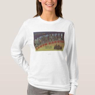 T-shirt Mitchell, le Dakota du Sud - grandes scènes de