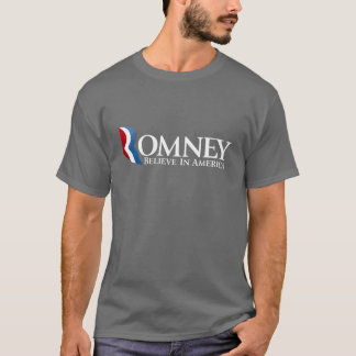 T-shirt Mitt Romney pour le président 2012