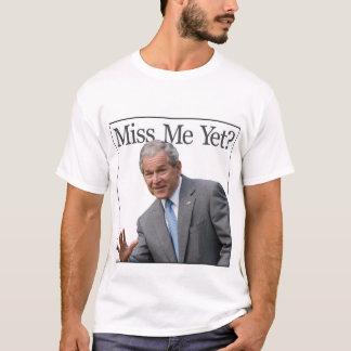T-shirt Mlle Me Yet ? chemise