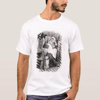T-shirt Mme Gamp, de 'Charles Dickens : Un bavardage au