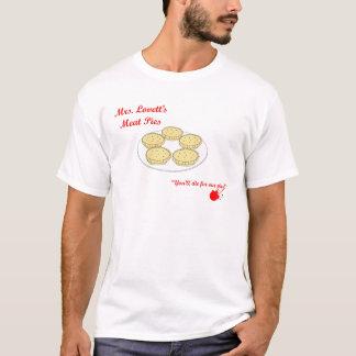 T-shirt Mme Lovetts Pie Shop