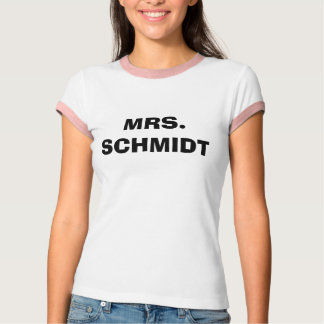 T-SHIRT MME SCHMIDT