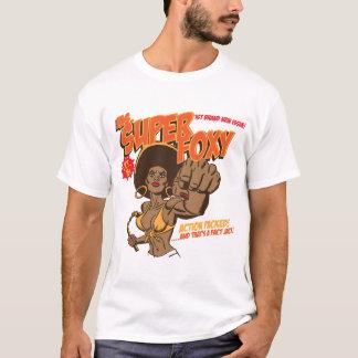 T-shirt Mme Super Foxy