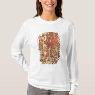 T-shirt Mme Supp. Pers.Genghis Khan et son épouse