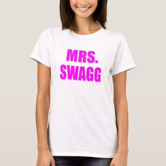 T-shirt Mme Swagg