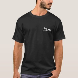 T-shirt Mmmm, meurtre savoureux et savoureux