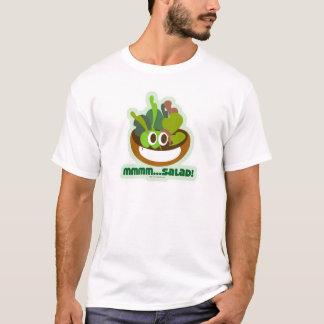 T-shirt Mmmm salade