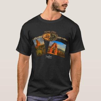 T-shirt MOAB, noir d'UT