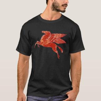 T-shirt Mobil patiné rouillé Pegasus