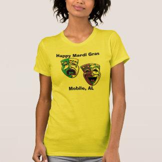T-shirt Mobile de mardi gras, AL