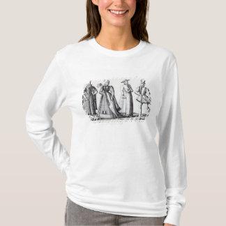 T-shirt Mode au cours de la période de Tudor