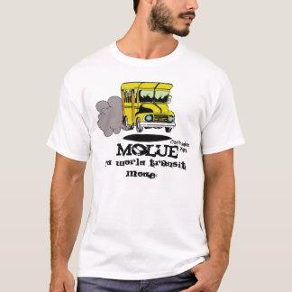 T-shirt Mode de transit de tiers monde de Molue…