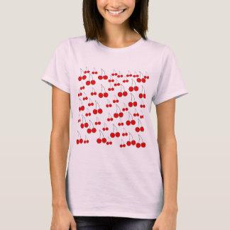 T-shirt Modèle de cerises