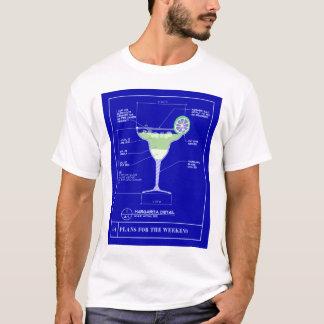 T-shirt Modèle de margarita
